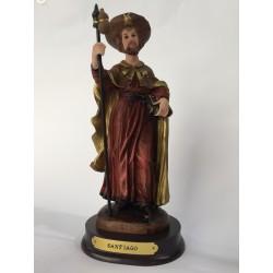 Figurín Santiago a Caballo Marfinite
